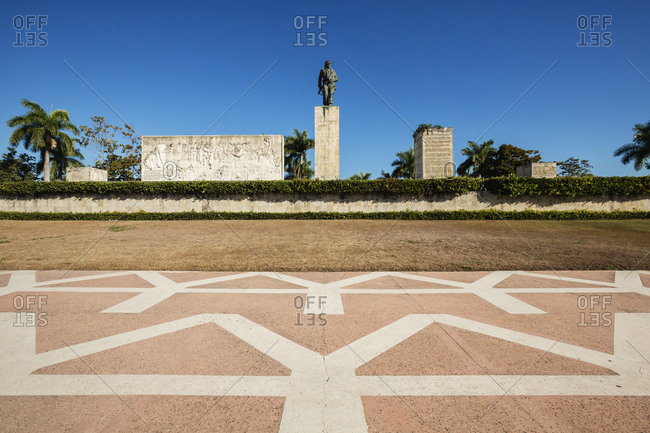 Monument to Che Guevara and mausoleum, Santa Clara, Villa Clara, Cuba