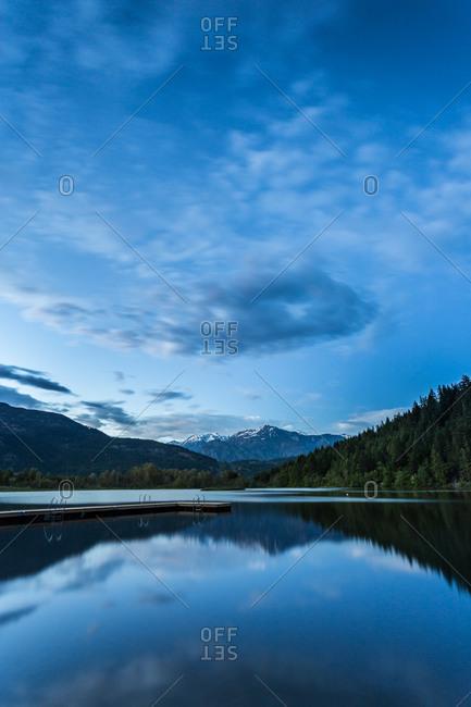 Pemberton, Mount Matier, Sea-to-Sky Highway, British Columbia, Canada