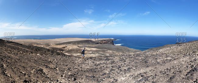 Spain, Canary Islands, Fuerteventura, Jandia, Punta Pesebre