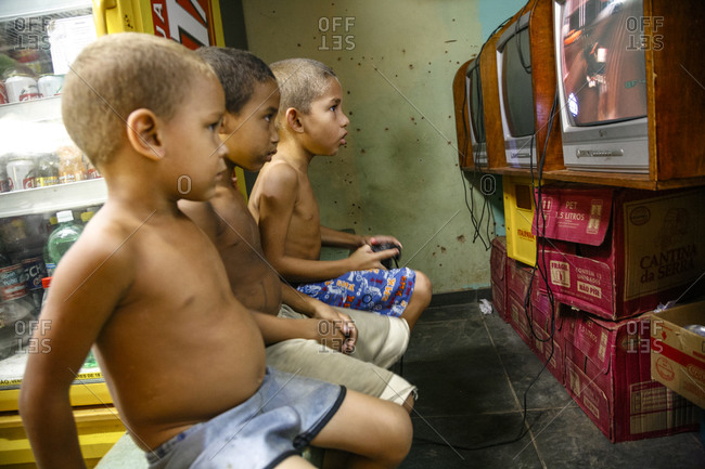 Video games and young children?