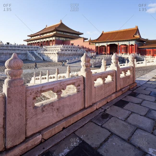 Hall of Supreme Harmony of the Forbidden City