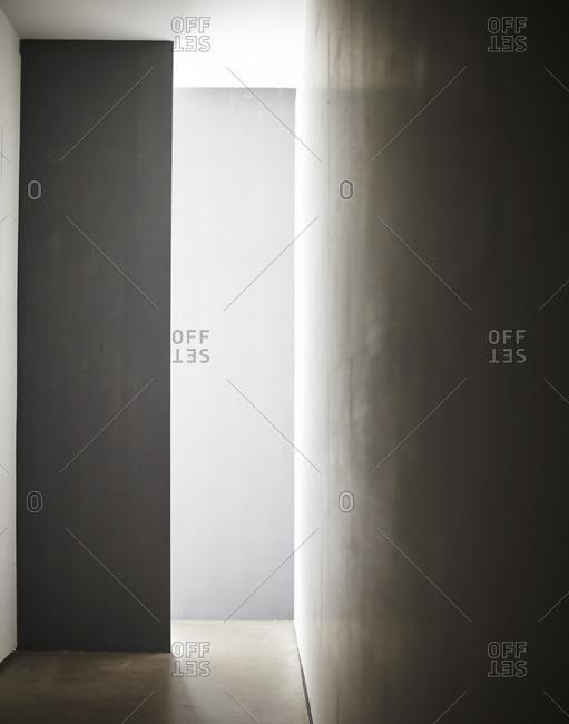 A modern corridor design - Offset