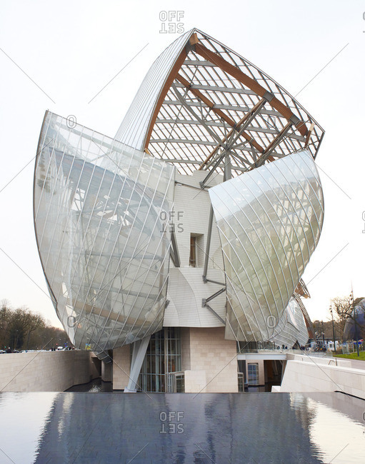 The Louis Vuitton Foundation, Paris
