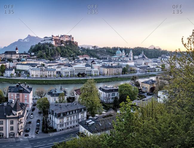 Austria, Salzburg, cityscape - Offset Collection
