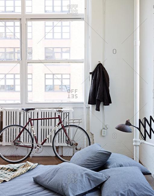June 25, 2014: Items in studio loft