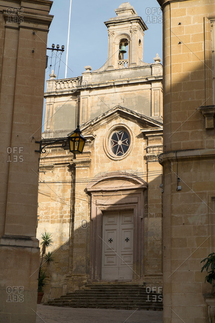 Church, Vittoriosa, Malta
