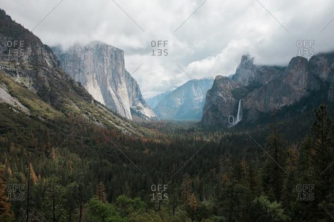 El Capitan and Yosemite Valley, Yosemite National Park, California