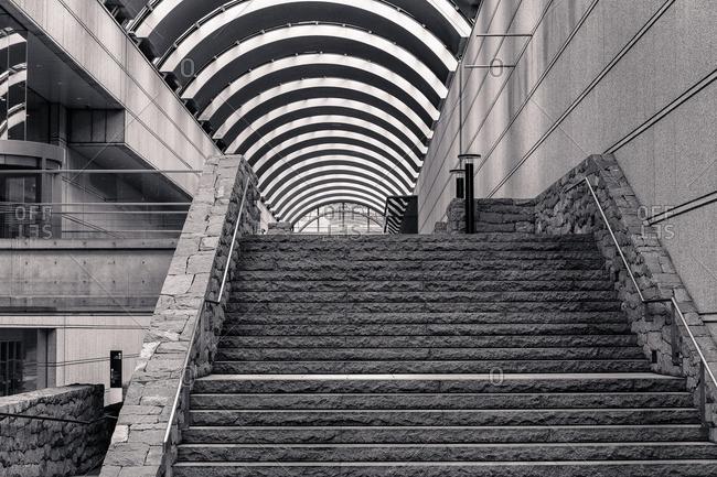 Galleria at Opera City, Tokyo