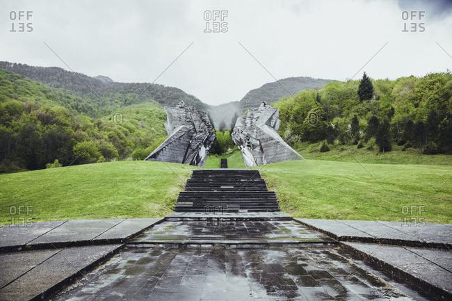 Memorial Valley of Heroes