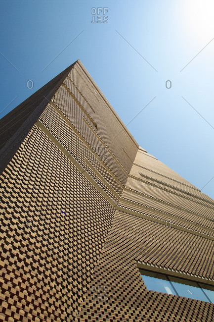 6/9/16: Tate Modern extension, London