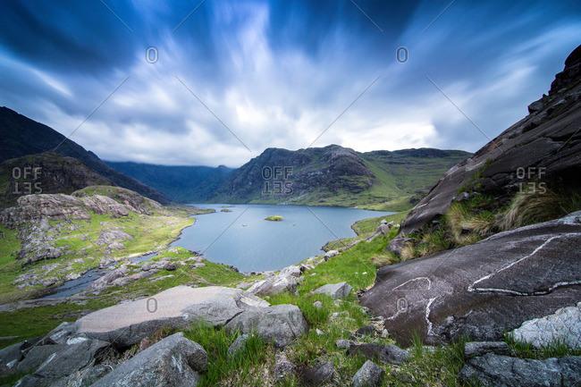 Loch Coruisk in Isle of Skye, Scotland
