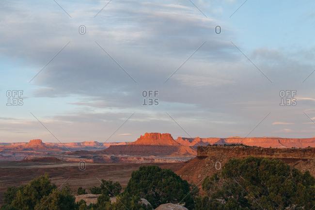 A vista in Utah