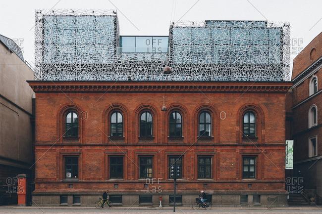 September 17, 2015: N. Zahle's School in Copenhagen, Denmark