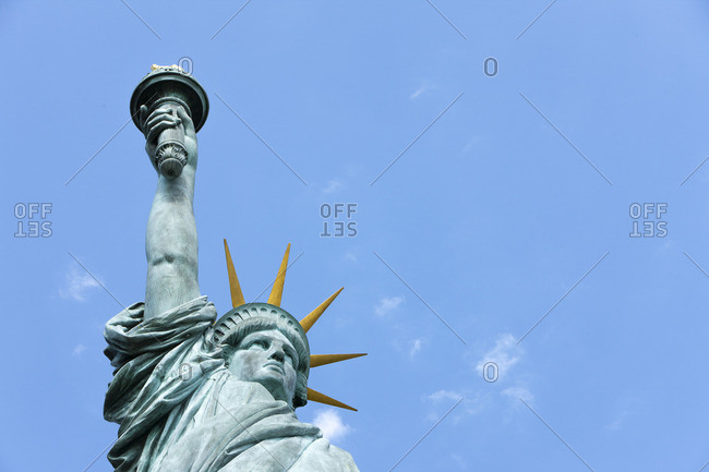Statue of Liberty, Paris, France, Europe