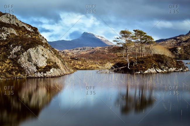 Sutherland, Scottish Highlands, Scotland, United Kingdom, Europe