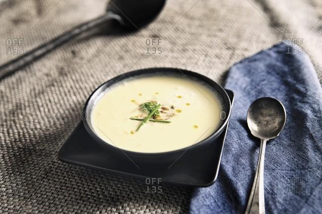 Cream of fresh corn - Offset