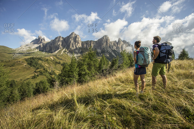 Hiking and Trail Running Dolomites, Italy