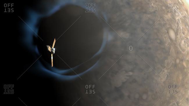 Juno and Jupiter's aurorae