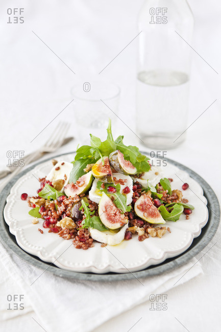 Sweden, Fig salad