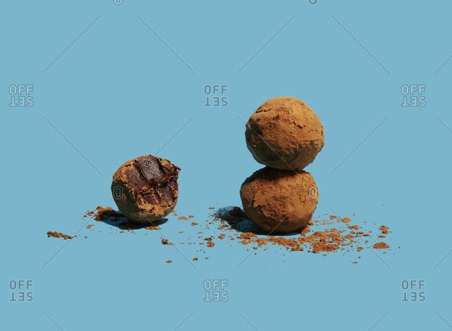 Marijuana truffles