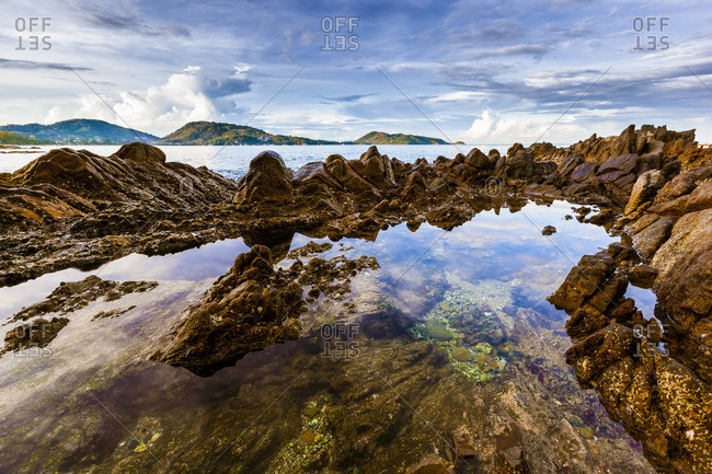 Thailand- Pukhet- seascape
