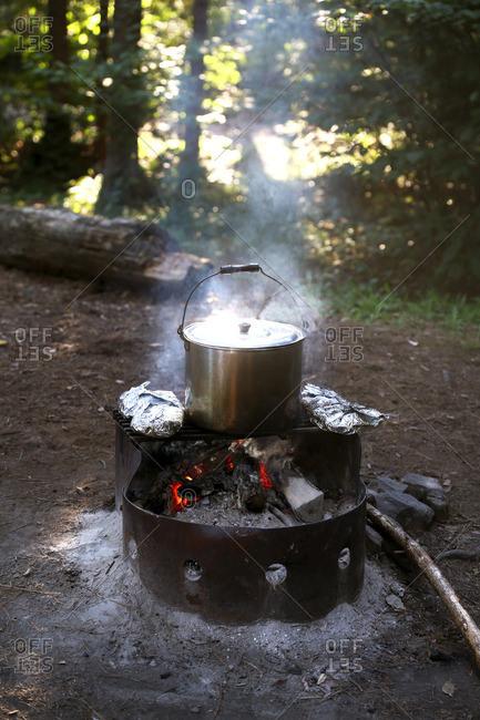 Camping in Algonquin Park, Ontario, Canada, Summer 2015