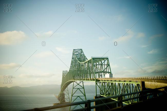 Bridge in Portland, Oregon - Offset