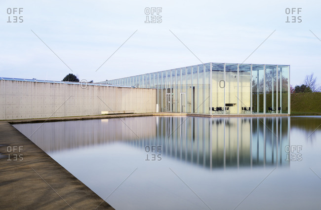 Langen Foundation in North Rhine-Westphalia, Germany