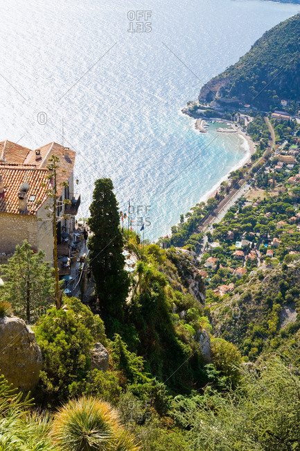 Jean-Cap Ferrat, Eze, Cote d'Azur, Alpes Maritimes, France