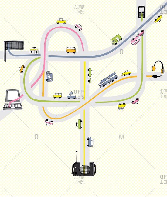 Traffic information system