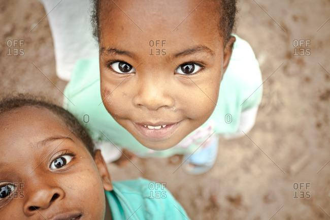 August 31, 2011: Curious kids in Ethiopia