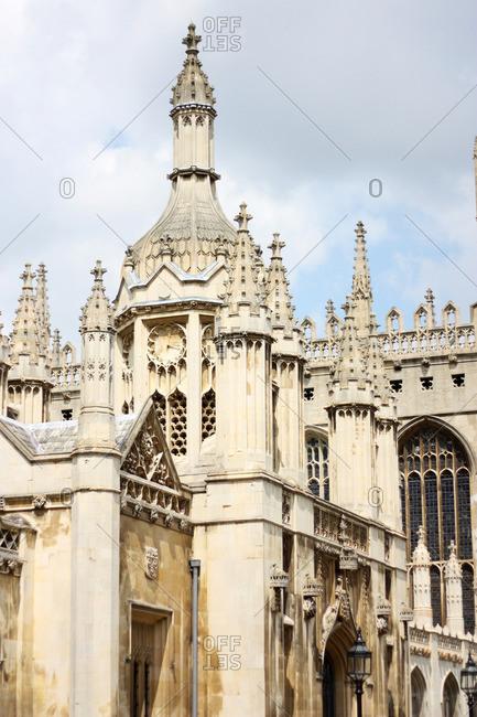Building in Cambridge, England - Offset