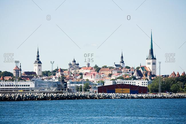 Tallin townscape