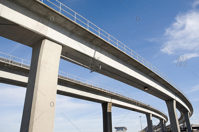 Elevated highways