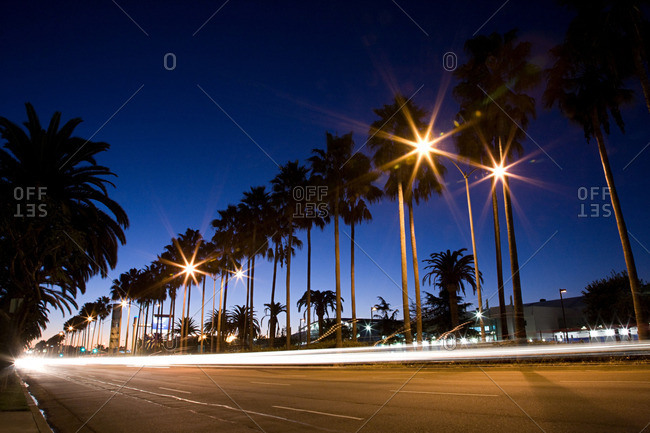 Century boulevard Los Angeles