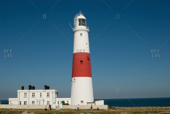 United Kingdom - Portland bill lighthouse
