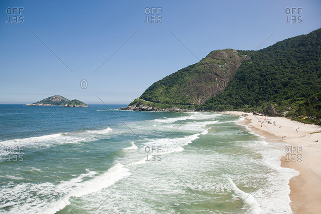 Prainha beach brazil