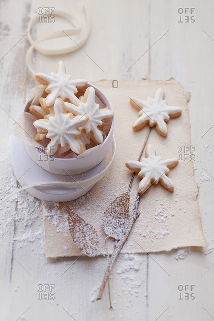 Edelweiss biscuits