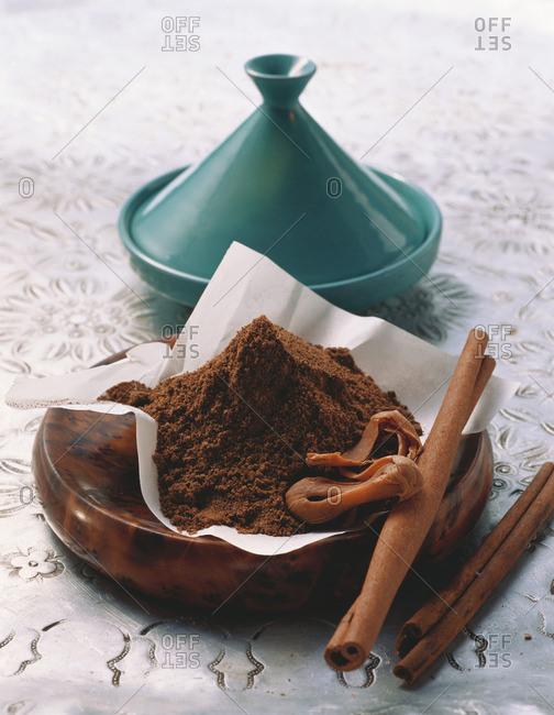 Moroccan spice mixture