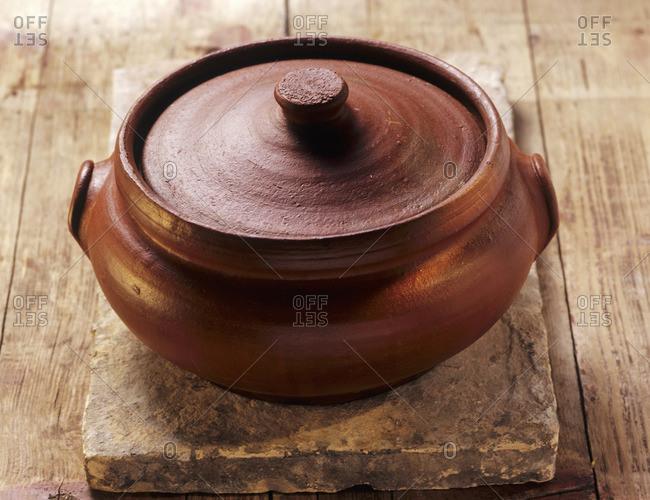 (Earthenware casserole, Turkey