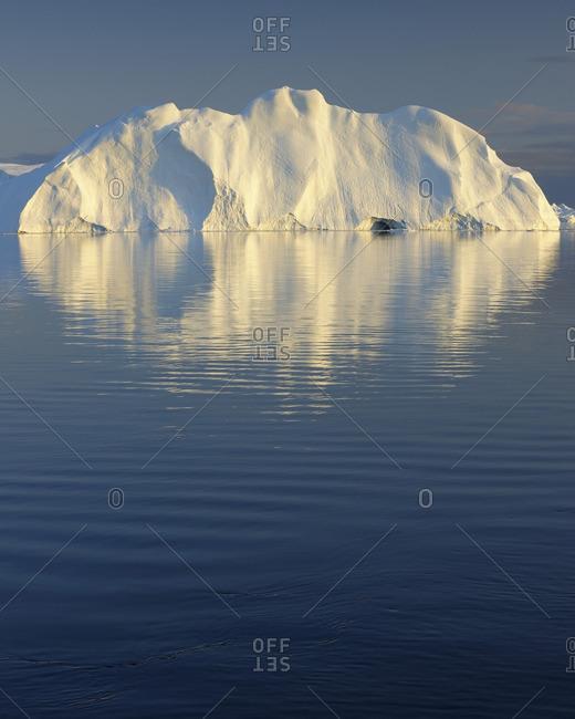 Iceberg, Disko Bay, Jakobshavn Glacier, Ilulissat, Greenland