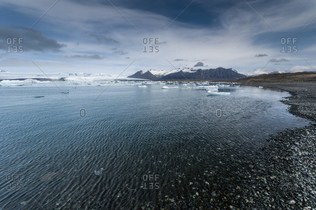Jokulsarlon, Iceland, Polar Regions - Offset