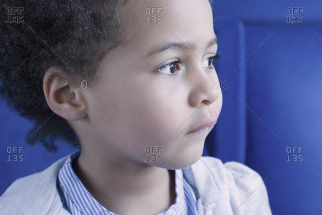 Little girl, portrait - Offset Collection