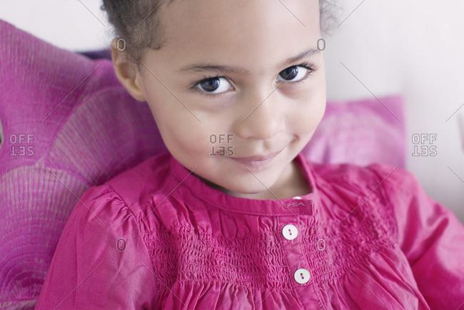 Little girl, portrait