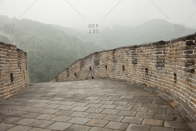 China, Great Wall of China