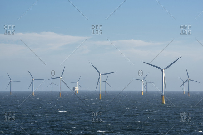 Belgium, Thorntonbank Wind Farm