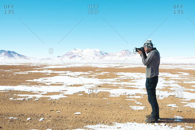 Bolivia Eduardo Avaroa Andean Fauna National Reserve Altiplano