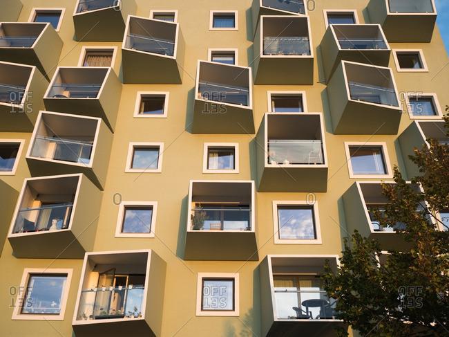 Apartment Building Stock Photos Offset