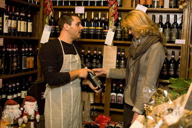 Expert advice on wine - Offset