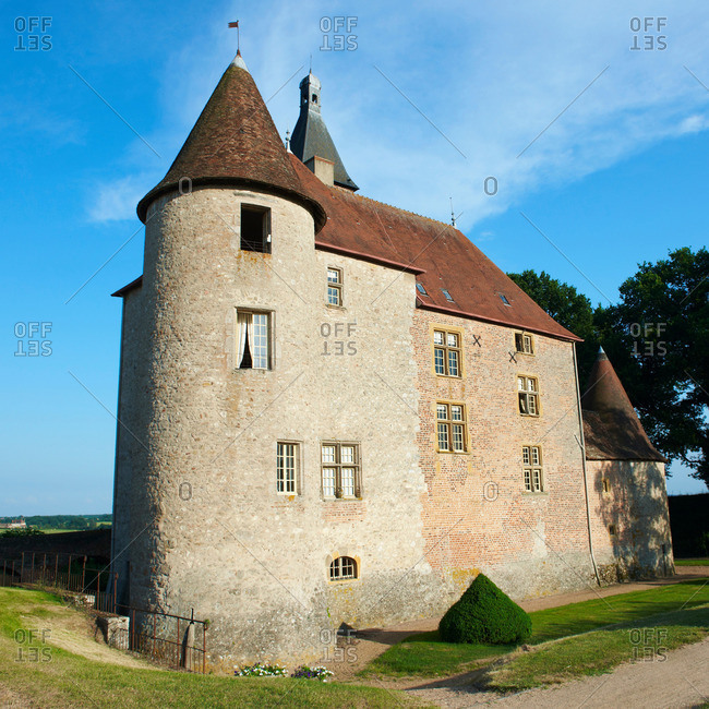 Castle of Beauvoir, France